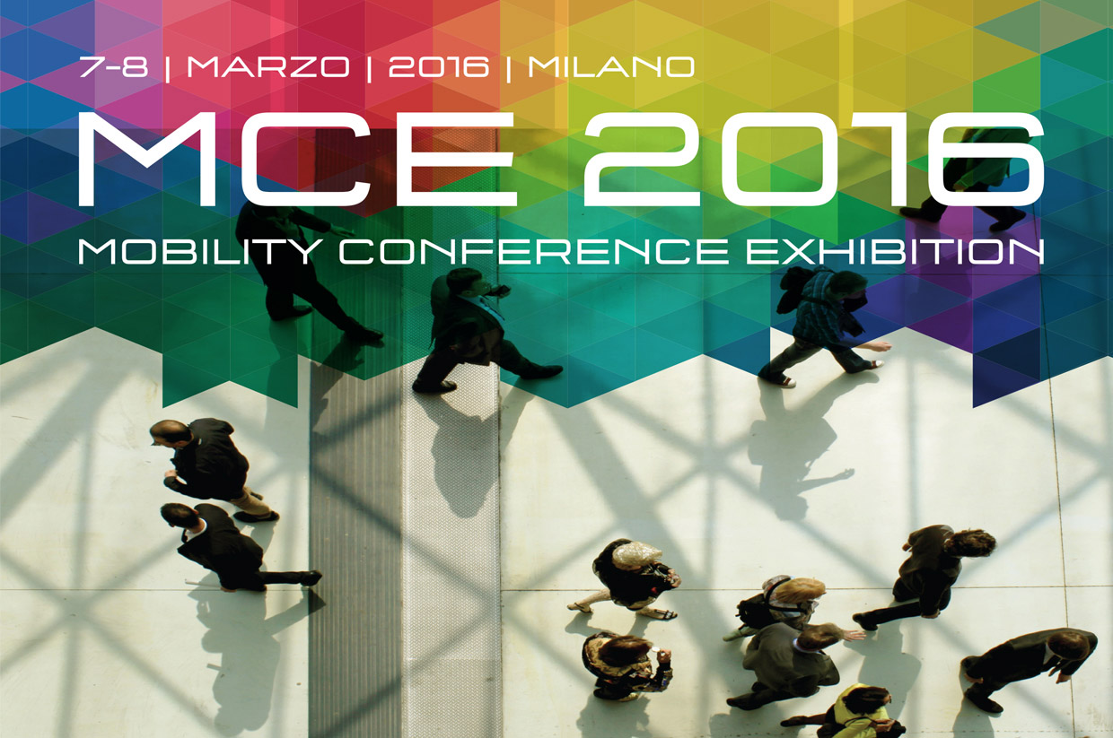 MCE - Mobility Conference Exhibition 2015