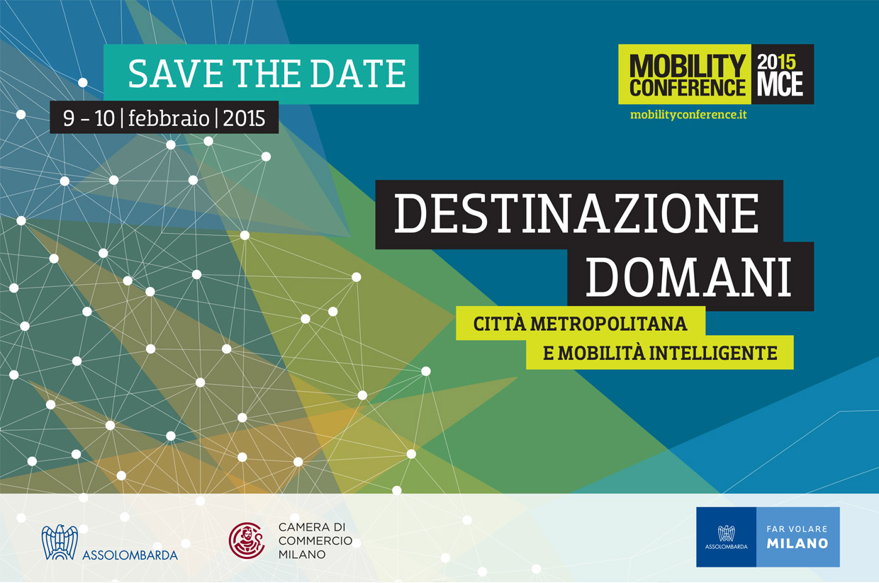 Assolombarda  Mobility Conference 2015