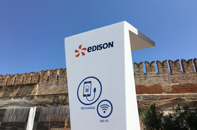 Edison, 16th International Architecture Exhibition, Venezia