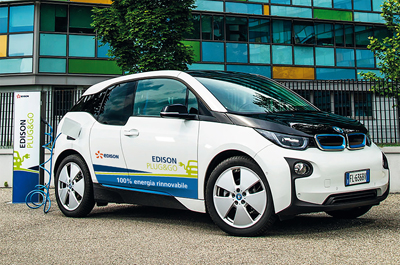 Edison, Sustainable mobility